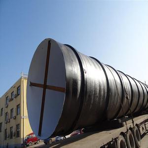 黑龙环氧树脂防腐钢管施工